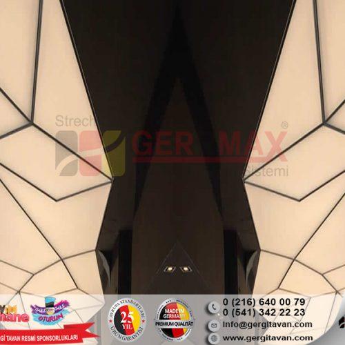 3D Form Gergi Tavan