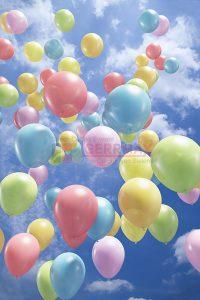 Balon Gergi Tavan Görselleri 6