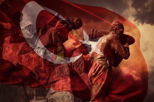 Atatürk Gergi Tavan Görselleri 5
