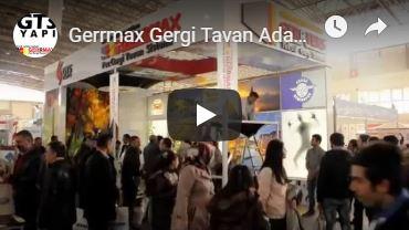 Gerrmax Fuar Gergi Tavan - AVM Gergi Tavan - Barisol Tavan